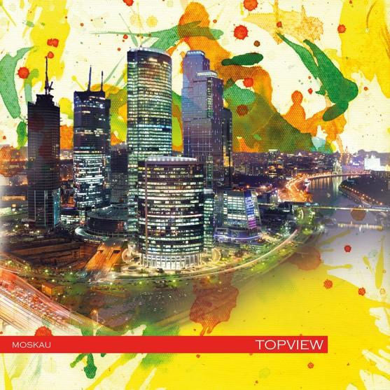 RAY - RAYcities - Moskau - Topview