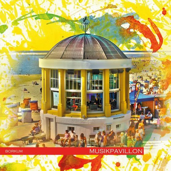 RAY - RAYcities - Borkum - Musikpavillon