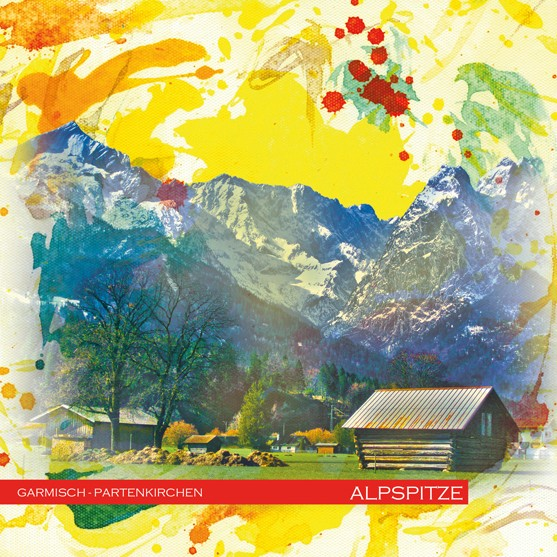 RAY - RAYcities - Garmisch-Partenkirchen - Alpspitze