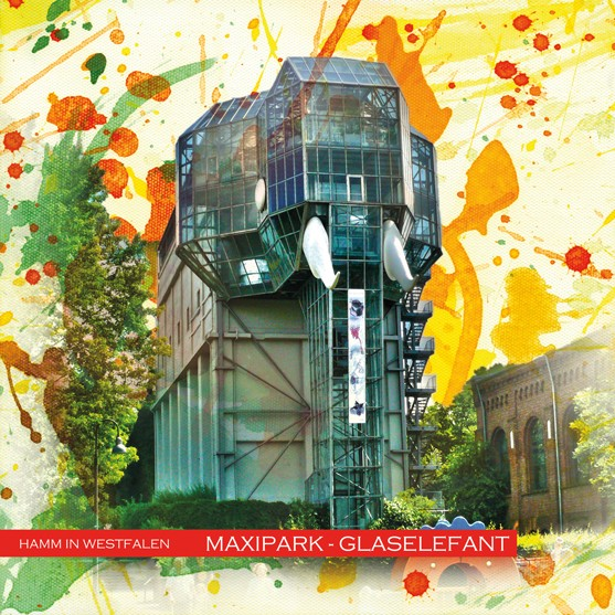 RAY - RAYcities - Hamm - Maxipark Glaselefant