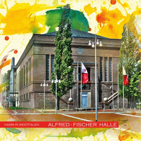 RAY - RAYcities - Hamm - Alfred Fischer Halle