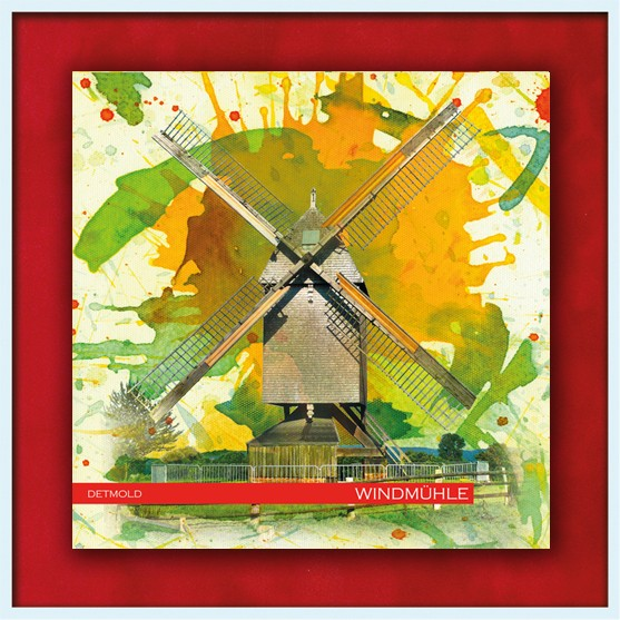 RAY - RAYcities - Detmold - Windmühle