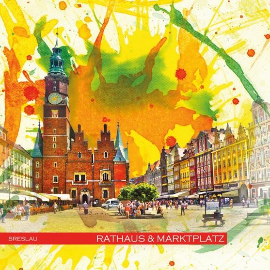 RAY - RAYcities - Breslau - Rathaus und Marktplatz