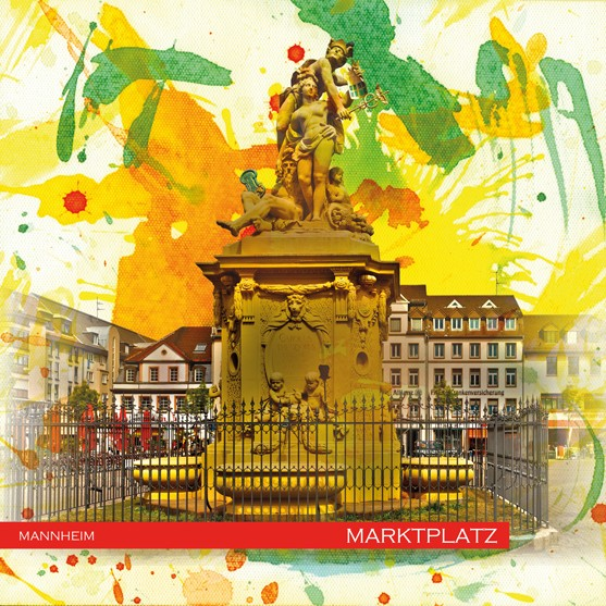 RAY - RAYcities - Mannheim - Marktplatz