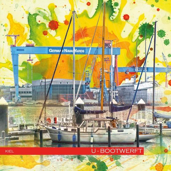 RAY - RAYcities - Kiel - U-Bootwerft