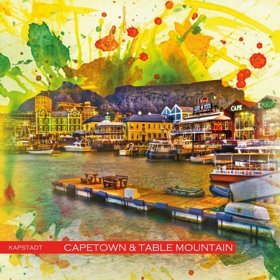 RAY - RAYcities - Kapstadt - Capetown and Table Mountain