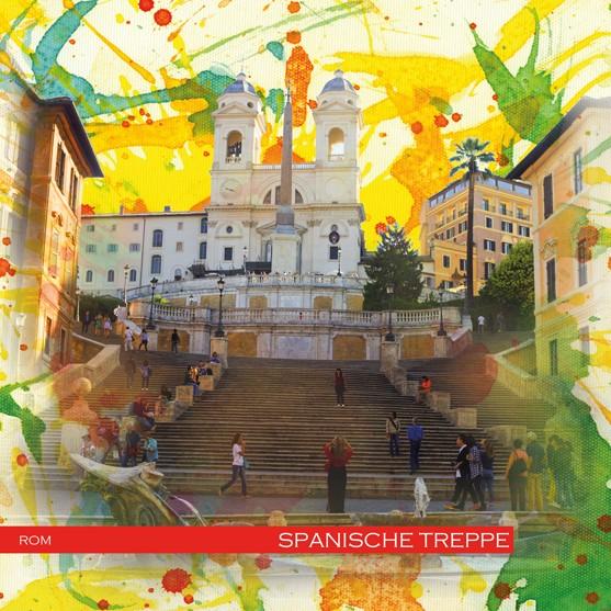 RAY - RAYcities - Rom - Spanische Treppe