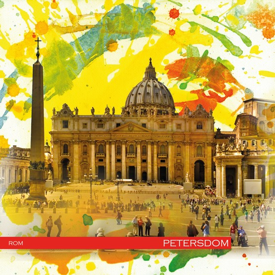 RAY - RAYcities - Rom - Petersdom