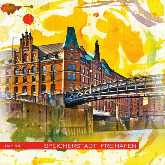 RAY - RAYcities - Hamburg - Speicherstadt Freihafen