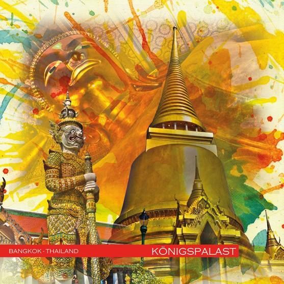 RAY - RAYcities - Bangkok - Thailand - Königspalast