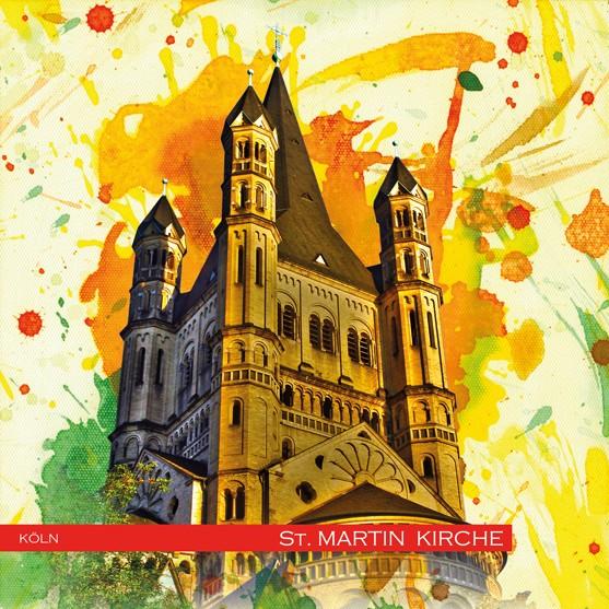 RAY - RAYcities - Köln - Sankt Martin Kirche