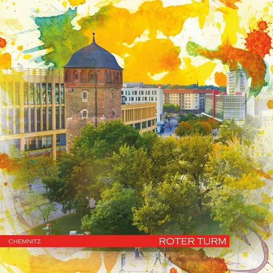 RAY - RAYcities - Chemnitz - Roter - Turm