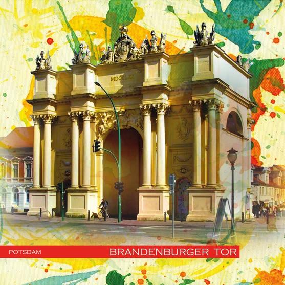 RAY - RAYcities - Potsdam - Brandenburger Tor