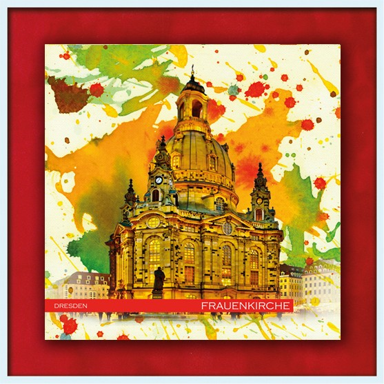 RAY - RAYcities - Dresden - Frauenkirche