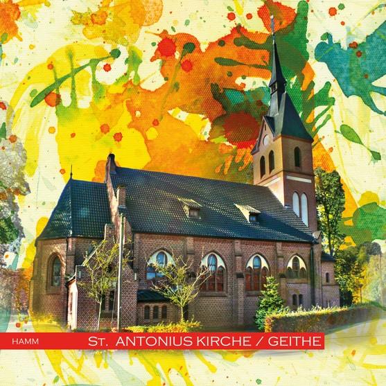 RAY - RAYcities - Hamm - St. Antonius Kirche - Geithe