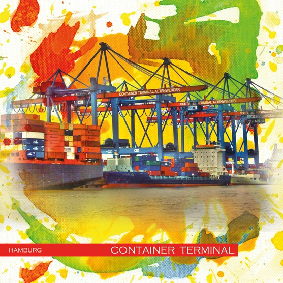 RAY - RAYcities - Hamburg - Container Terminal
