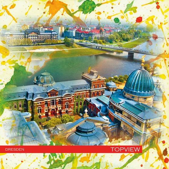 RAY - RAYcities - Dresden - Topview