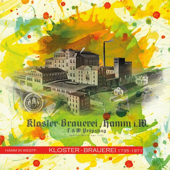 RAY - RAYcities - Hamm - Kloster-Brauerei 1735-1971