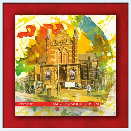 RAY - RAYcities - Amsterdam - Marilyn Monroe Kerk