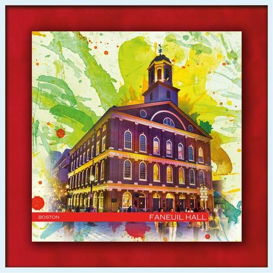 RAY - RAYcities - Boston - Faneuil Hall