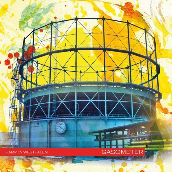 RAY - RAYcities - Hamm - Gasometer