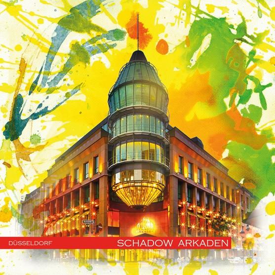 RAY - RAYcities - Düsseldorf - Schadow Arkaden
