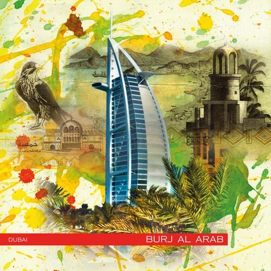 RAY - RAYcities - Dubai - Burj - Al - Arab