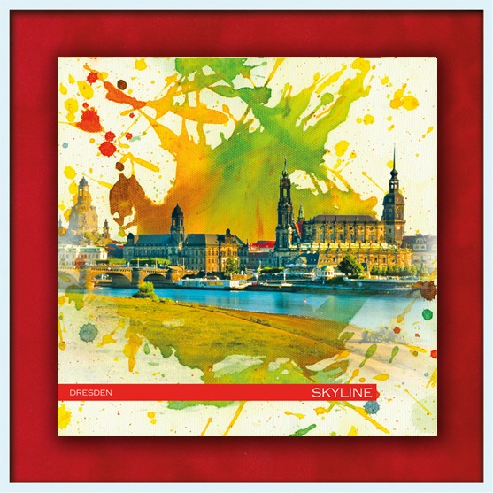 RAY - RAYcities - Dresden - Skyline