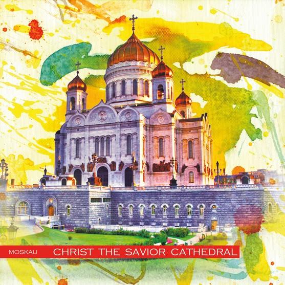 RAY - RAYcities - Moskau - Christ The Savior Cathedral 2