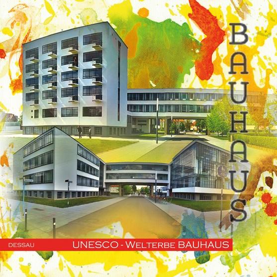 RAY - RAYcities - Dessau - UNESCO Welterbe Bauhaus