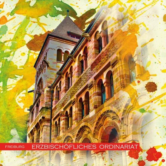 RAY - RAYcities - Freiburg - Erzbischöfliches Ordinariat