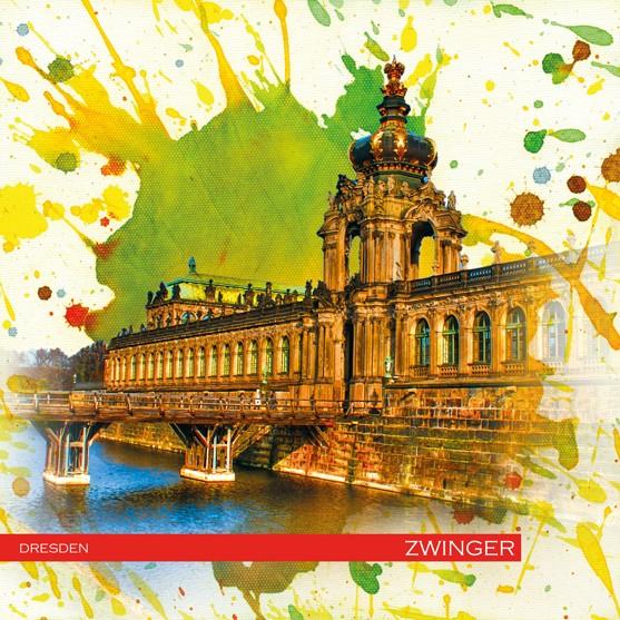 RAY - RAYcities - Dresden - Zwinger und Brücke