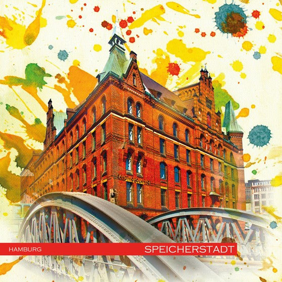 RAY - RAYcities - Hamburg - Speicherstadt 1