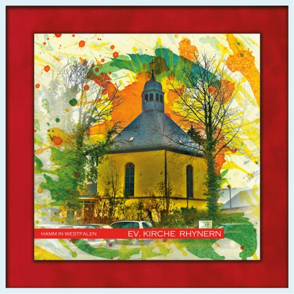 RAY - RAYcities - Hamm - evangelische Kirche Rhynern