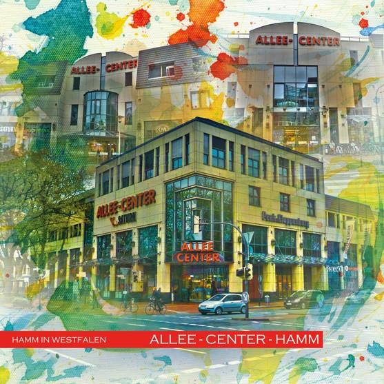 RAY - RAYcities - Hamm - Allee Center