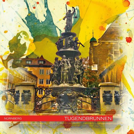 RAY - RAYcities - Nürnberg - Tugendbrunnen
