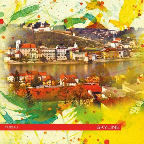 RAY - RAYcities - Passau - Skyline 2