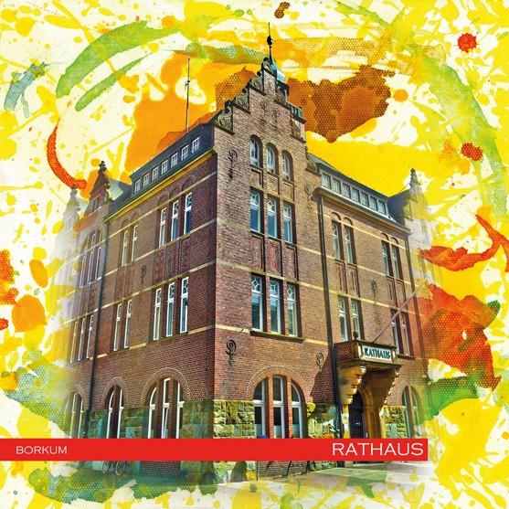 RAY - RAYcities - Borkum - Rathaus