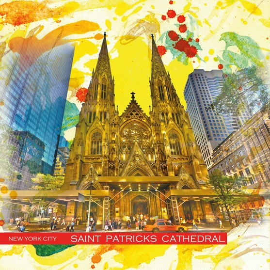 RAY - RAYcities - New York - Saint Patricks Cathedral