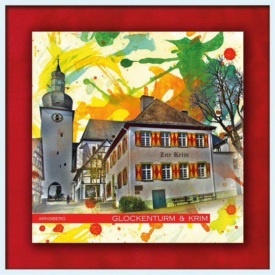 RAY - RAYcities - Arnsberg - Glockenturm und Krim