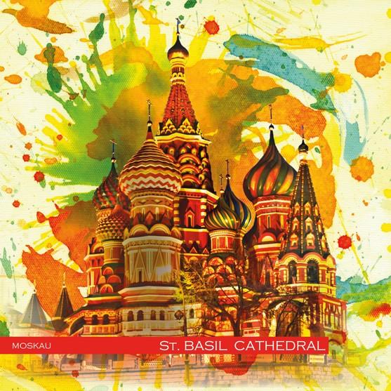 RAY - RAYcities - Moskau - Sankt Basil Cathedral
