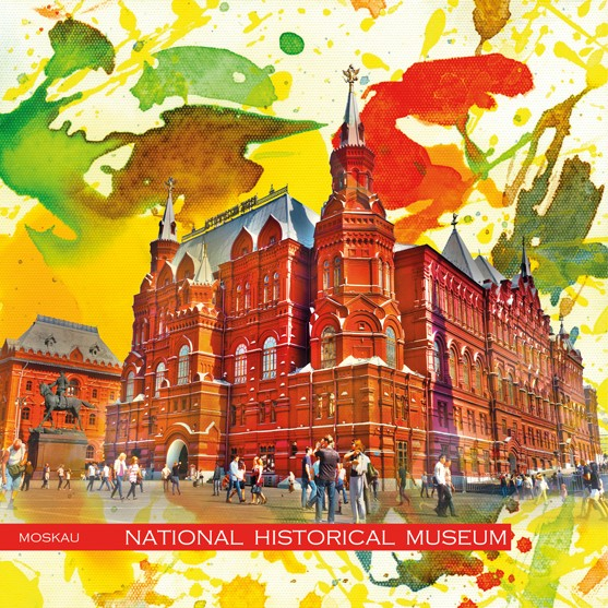 RAY - RAYcities - Moskau - National Historical Museum