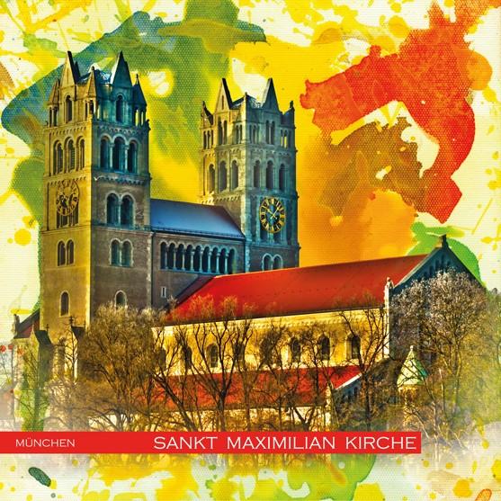 RAY - RAYcities - München - Sankt Maximilian Kirche