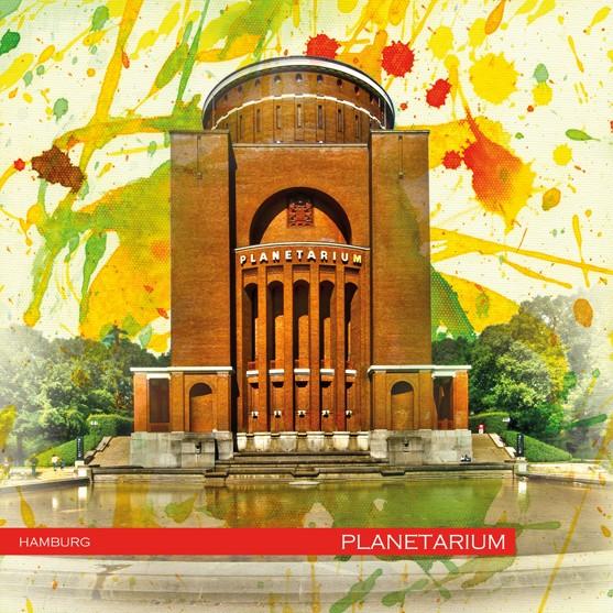 RAY - RAYcities - Hamburg - Planetarium