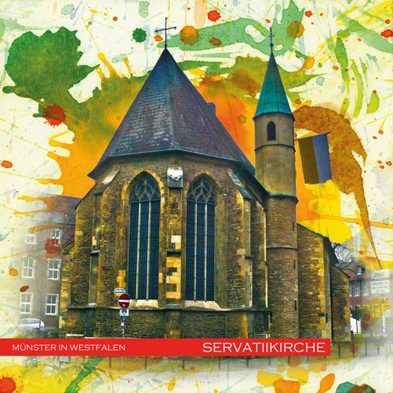 RAY - RAYcities - Münster - Servatiikirche