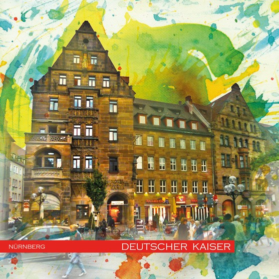 RAY - RAYcities - Nürnberg - Deutscher Kaiser